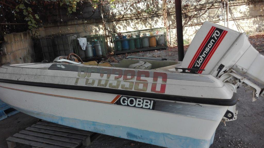 Barca Gobbi 430 Sport (8)