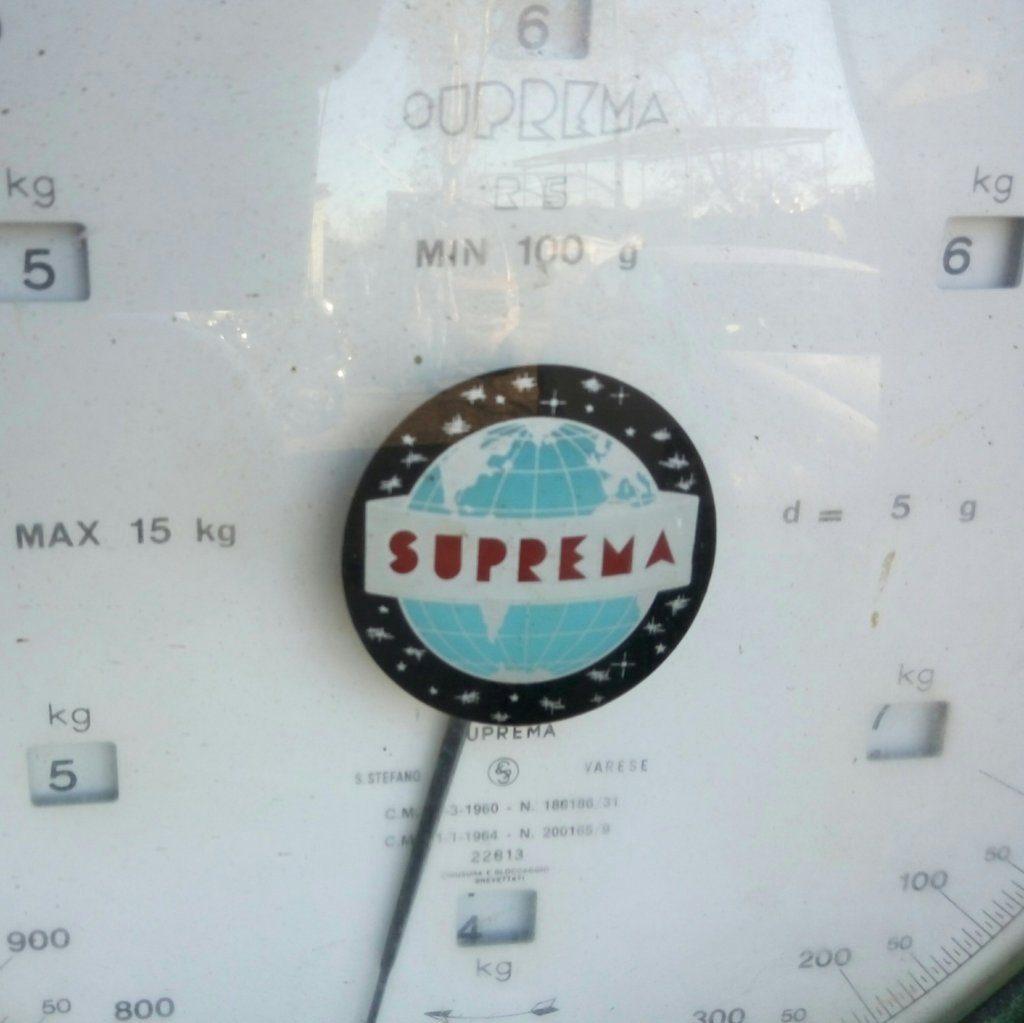 Bilancia Suprema R5 usata – pomilids (8)