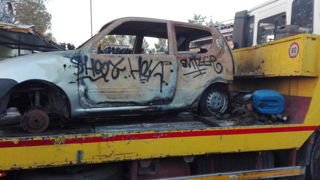 Rimozione auto abbandonate a Roma Capitale Pomilids