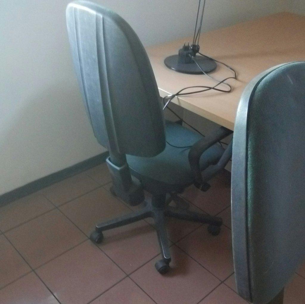 Sedie con rotelle per ufficio e studi professionali | Pomili ...