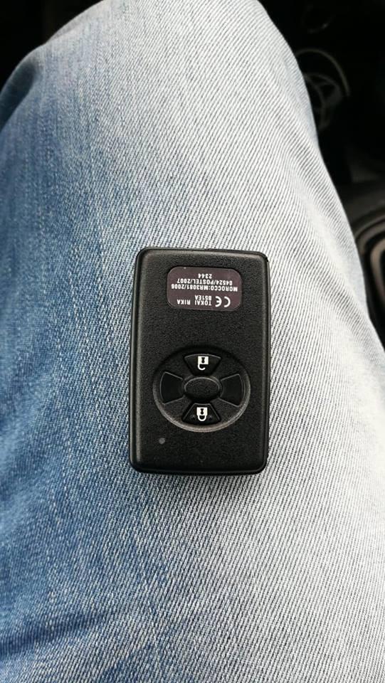 trasmettitore per auto