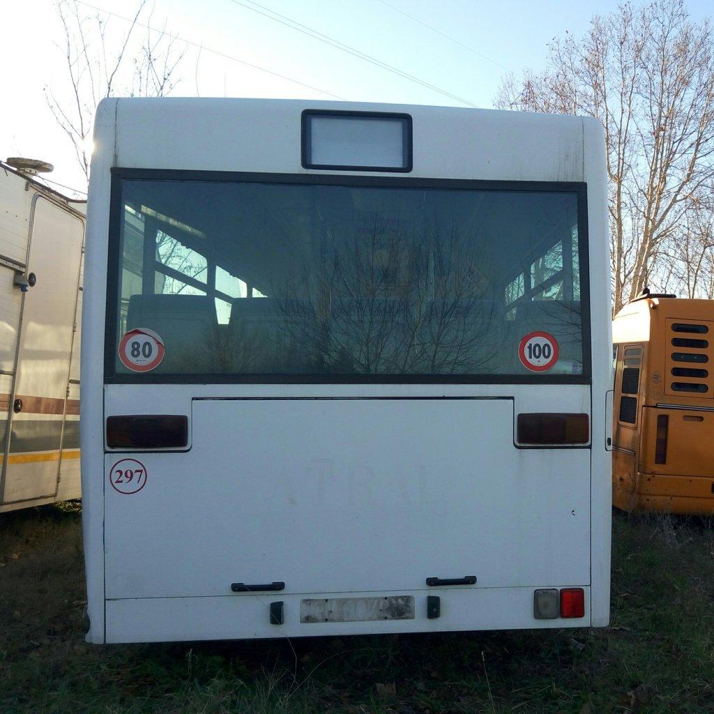 Autobus urbano Mercedes-benz O 407 (1)