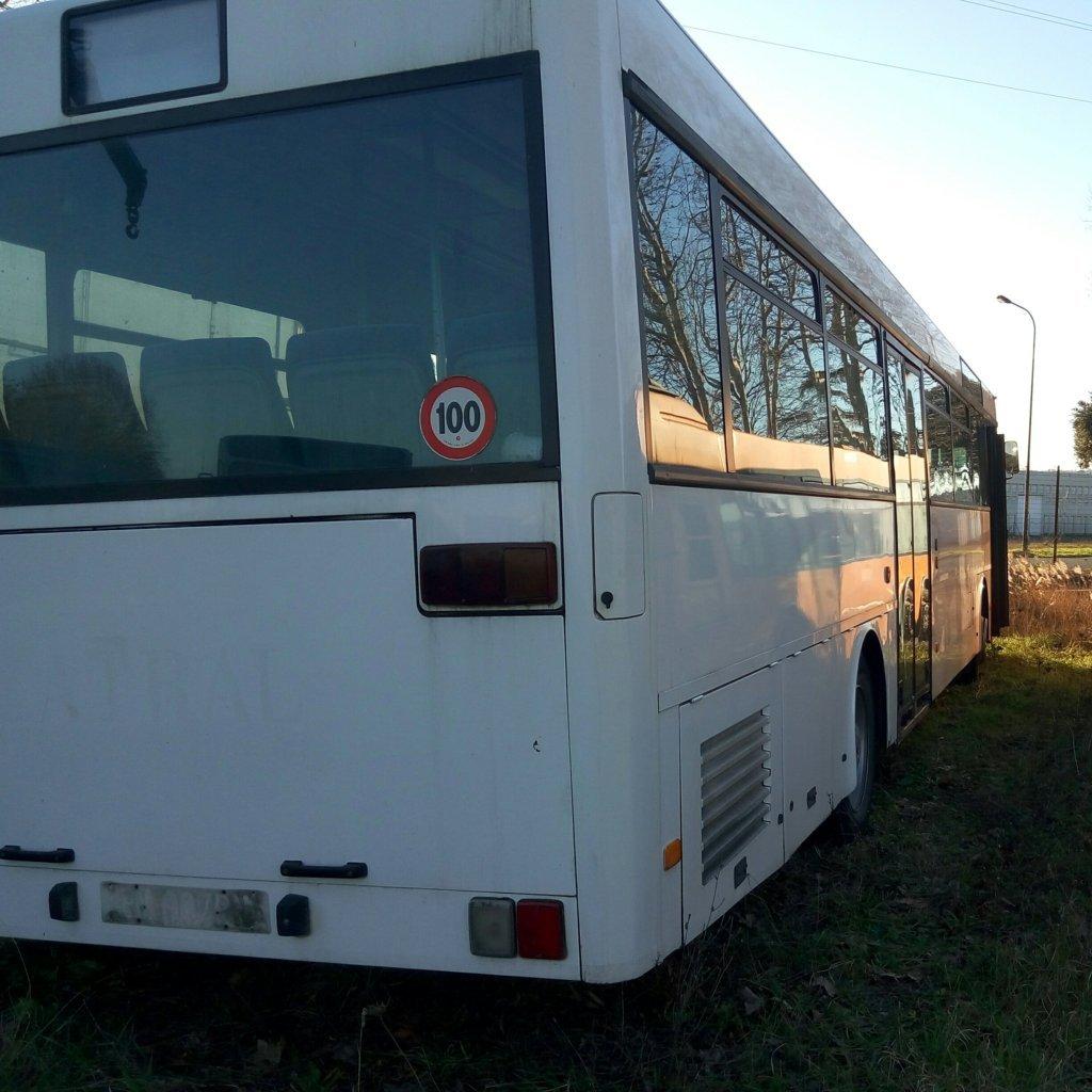 Autobus urbano Mercedes-benz O 407 (2)