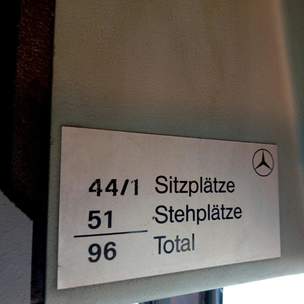 Autobus urbano Mercedes-benz O 407 (8)