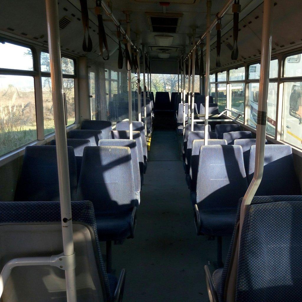 Autobus urbano Mercedes-benz O 407 (9)
