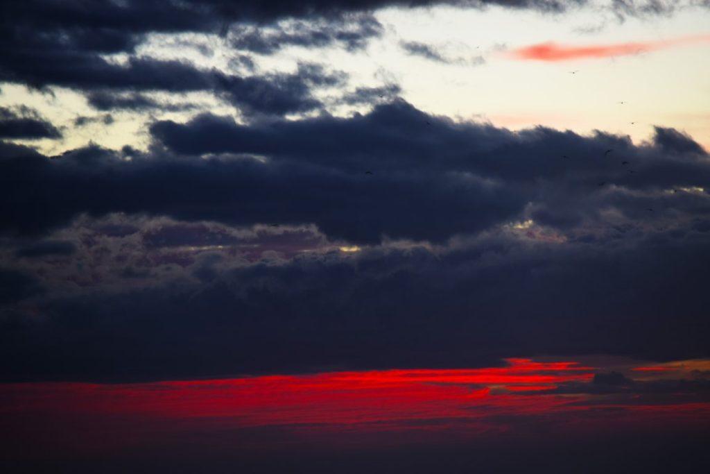 cielo – inquinamento – nuvole