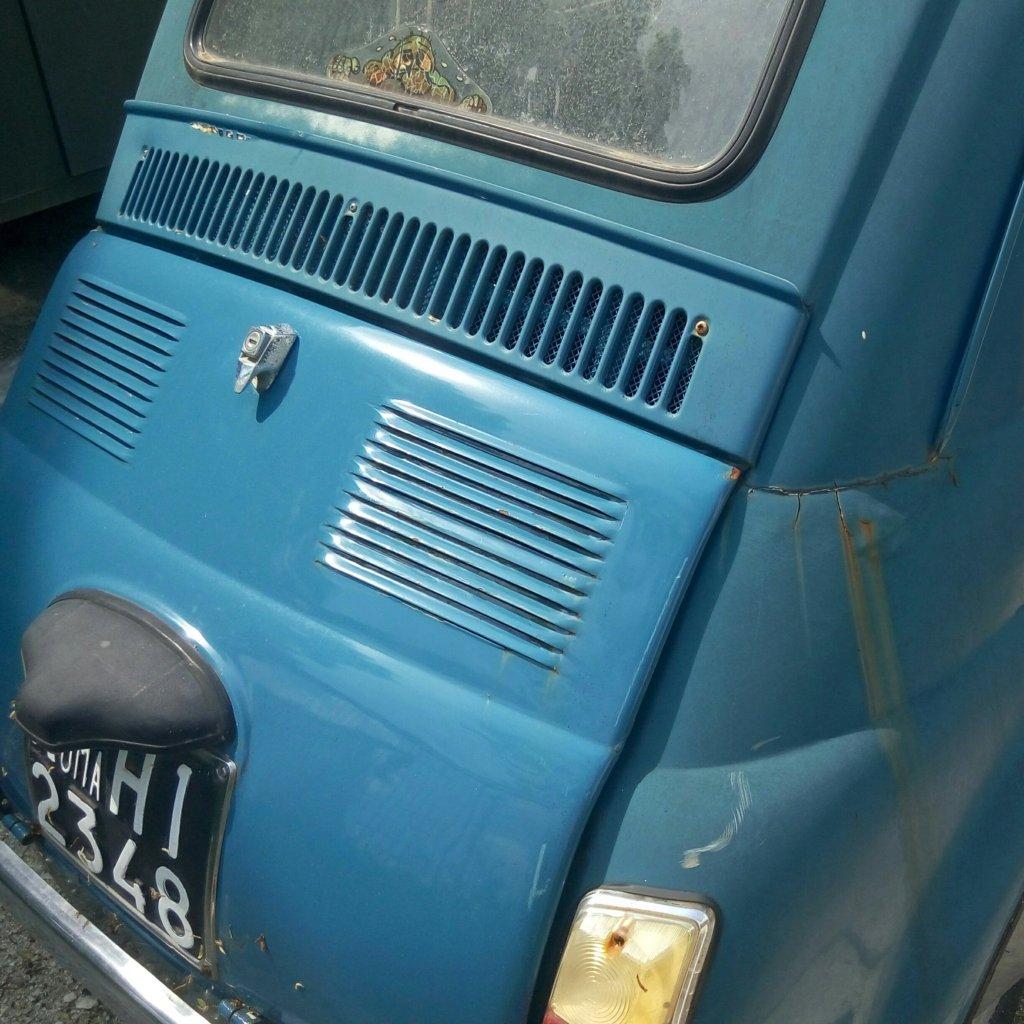 Fiat 500 – auto storica originale – Pomilids (6)