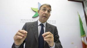 ministro Sergio costa