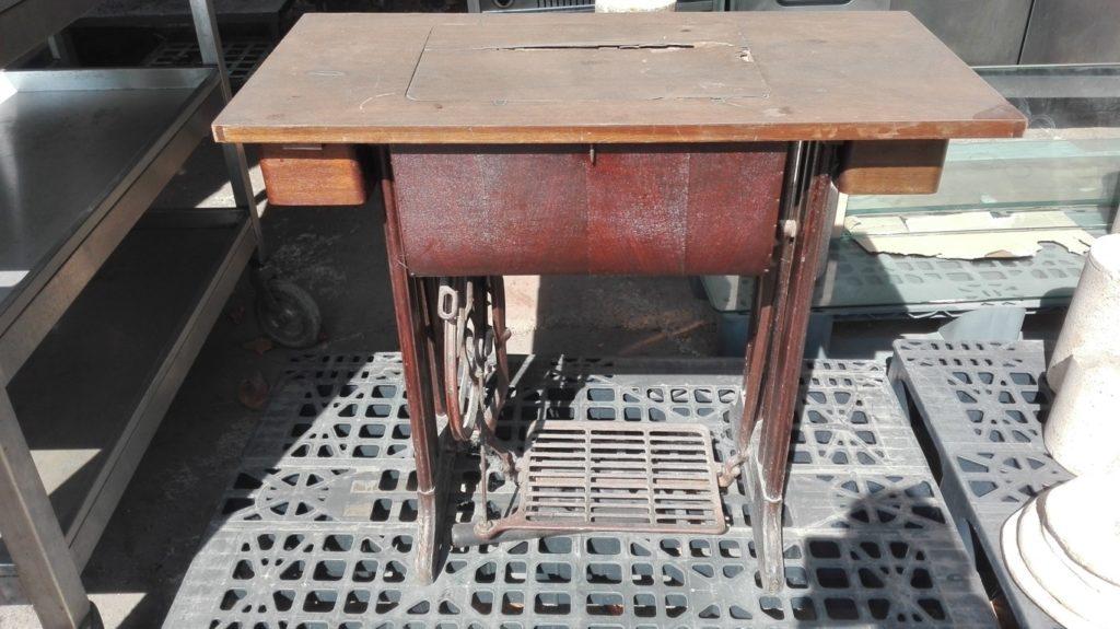macchina per cucire singer vintage funzionante
