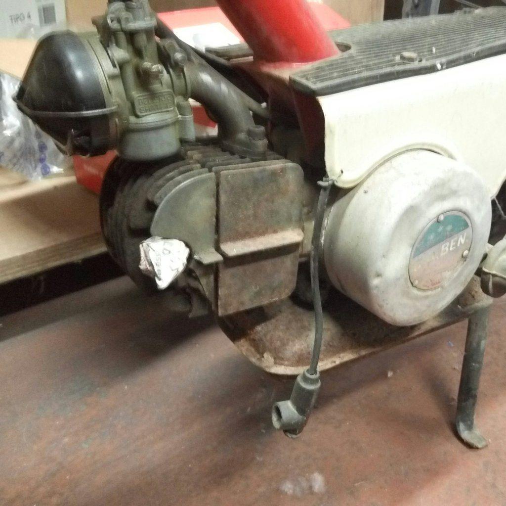 Motorino Benelli go anni 70 (1)