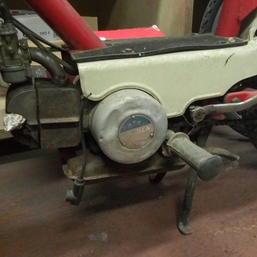 Motorino Benelli go anni 70 (4)