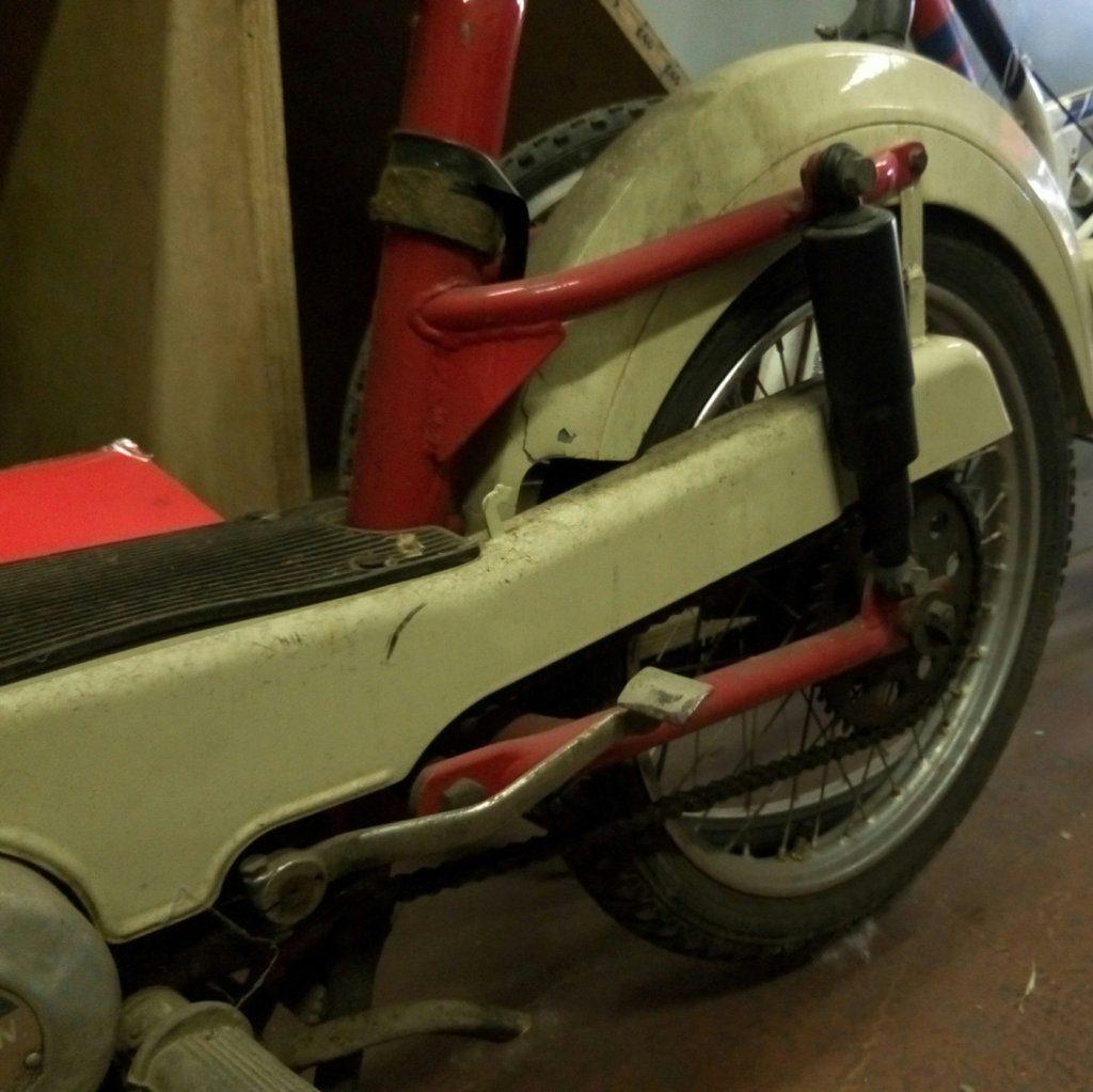 Motorino Benelli go anni 70 (5)