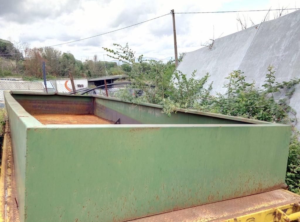 Vasca di contenimento per Cisterna Usata – Pomilids (9)