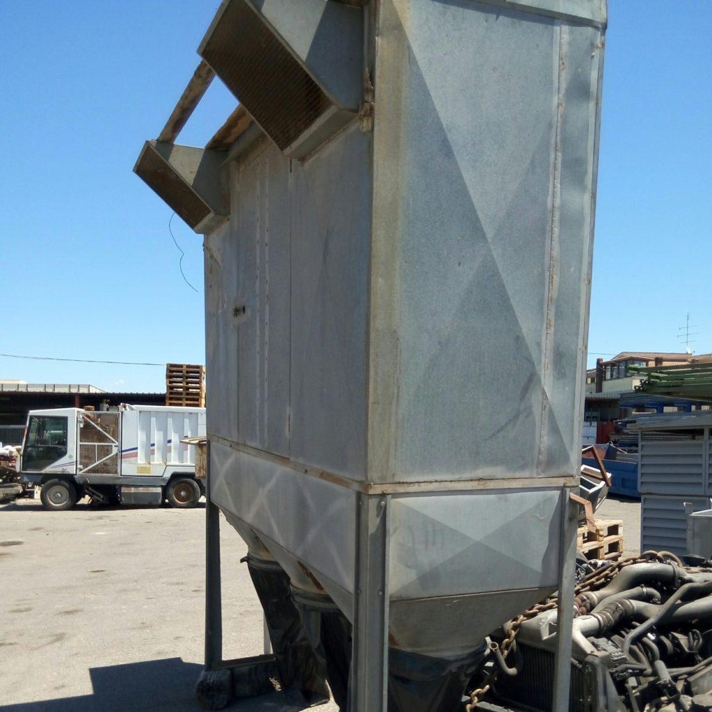 impianto di aspirazione per falegnameria (4)