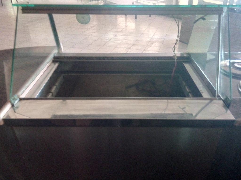 Bancone completo per bar o gelateria (10)