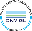 ISO UNI 45001:2015 DNV-GL | Pomili Demolizioni Speciali srl