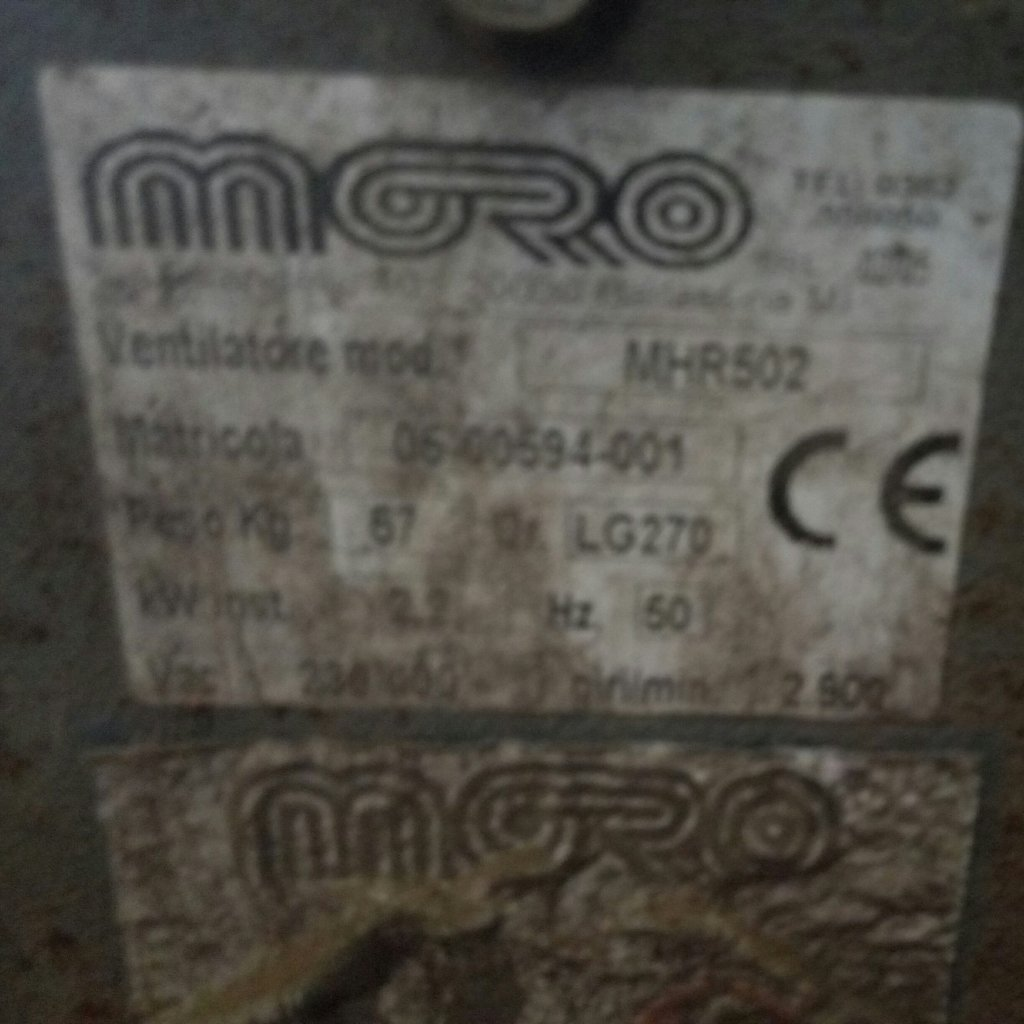 Forno industriale Cofi con impianto di ventilazione Moro – usato Pomilids (10)