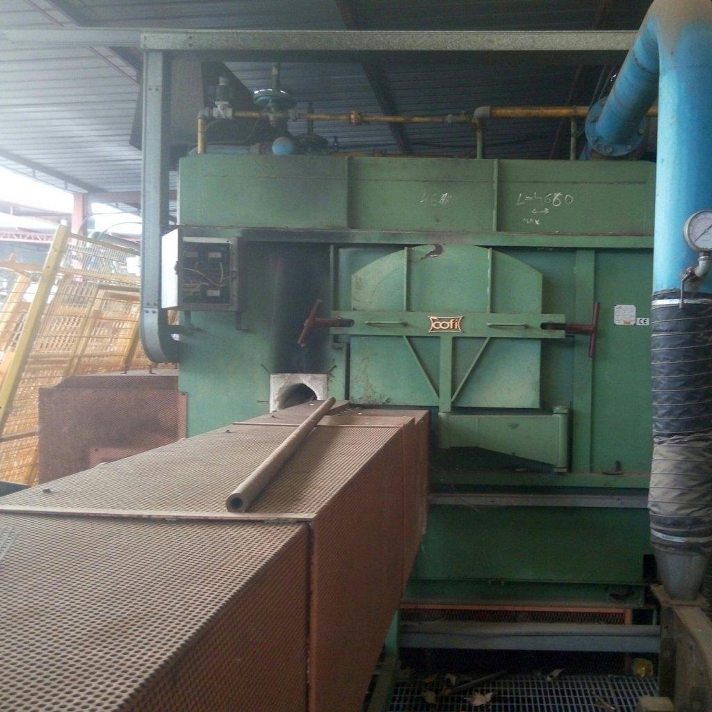 Forno industriale Cofi con impianto di ventilazione Moro – usato Pomilids (11)