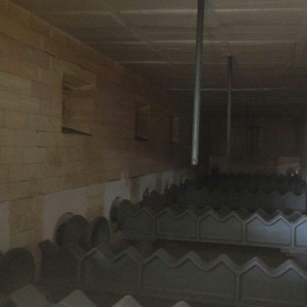 Forno industriale Cofi con impianto di ventilazione Moro – usato Pomilids (2)