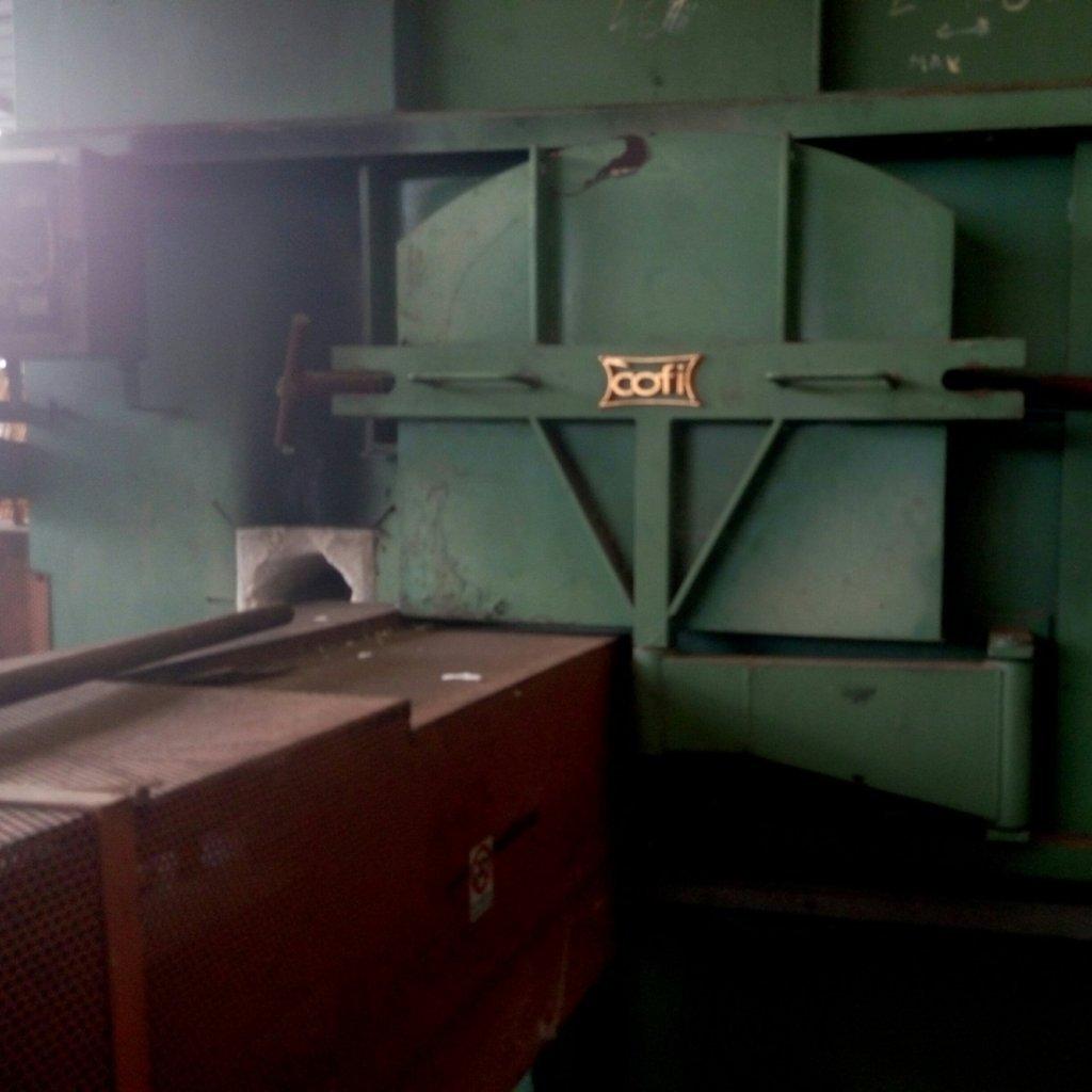 Forno industriale Cofi con impianto di ventilazione Moro – usato Pomilids (8)