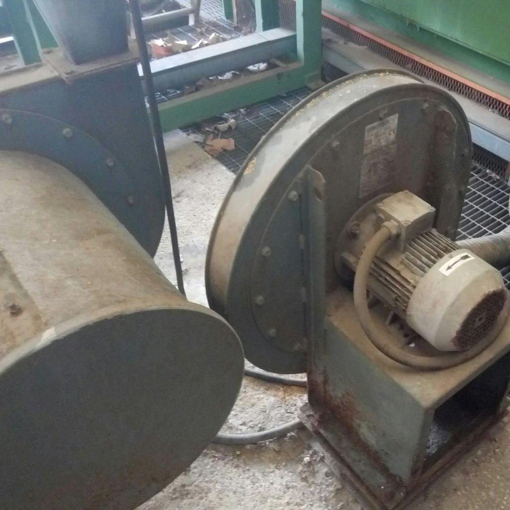 Forno industriale Cofi con impianto di ventilazione Moro – usato Pomilids (9)