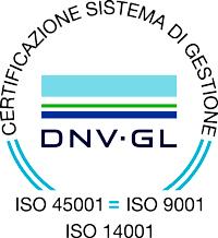 ISO 9001 ISO 14001 ISO 45001 | Certificazione di Sistema di Gestione di Pomili Demolizioni Speciali srl