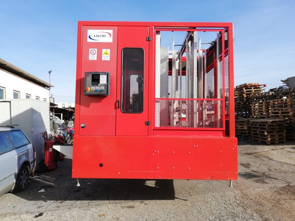 Cabina rossa usata (1)