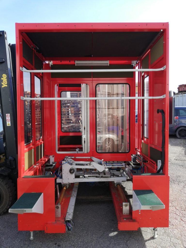 Cabina rossa usata (3)