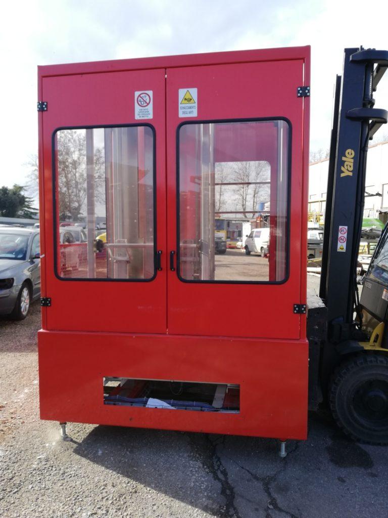 Cabina rossa usata (4)