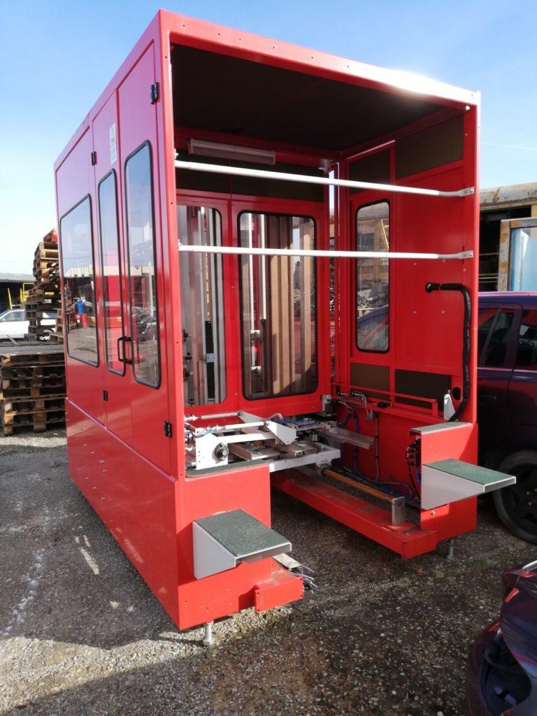 Cabina rossa usata (5)