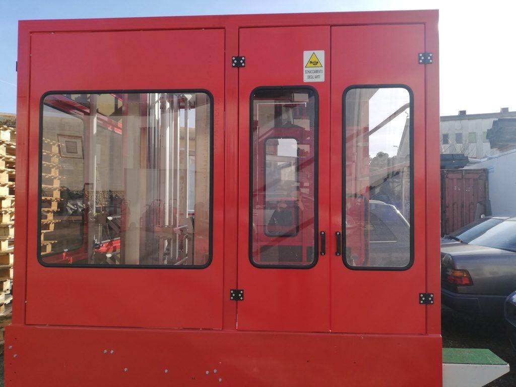 Cabina rossa usata (6)