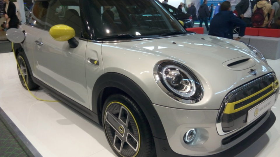 Ecomondo 2019 – Mini Electric – Pomilids