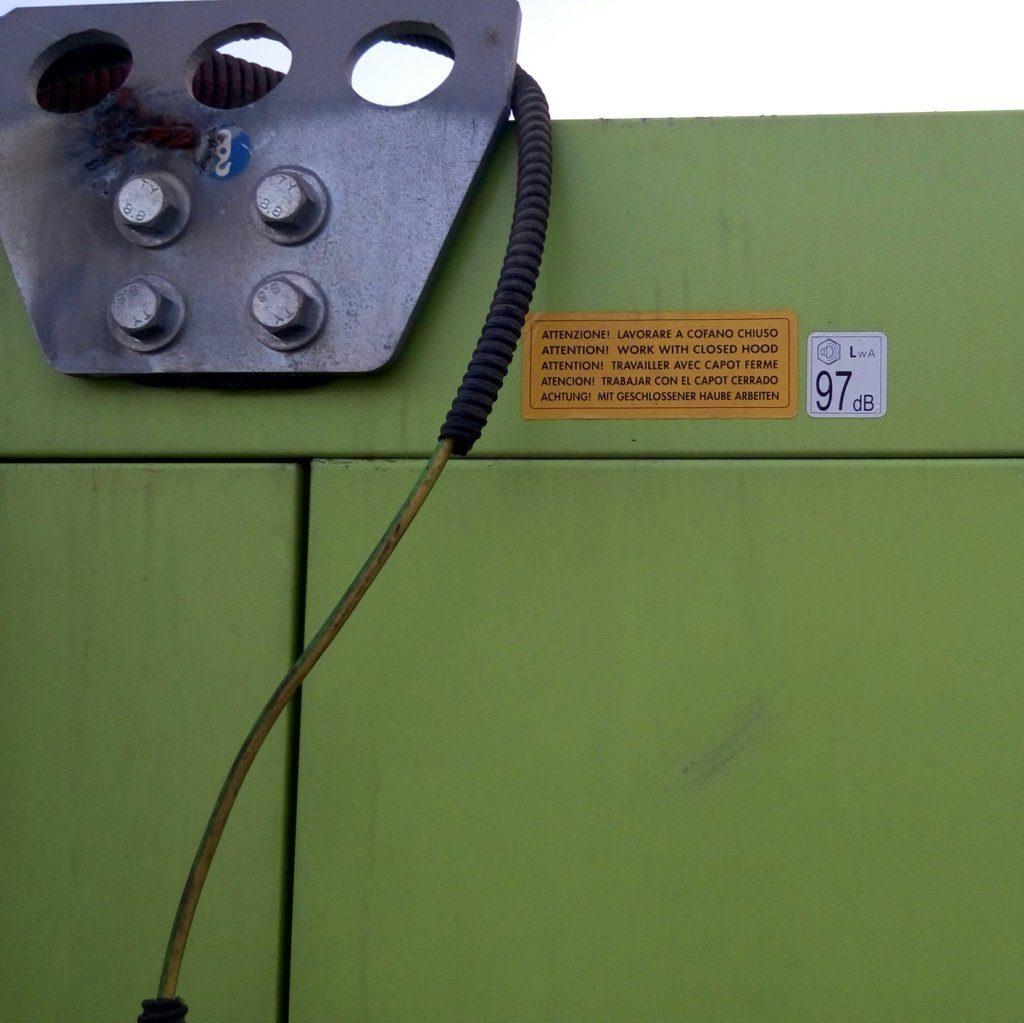 Gruppo elettrogeno – GSW 275 – usato (7)