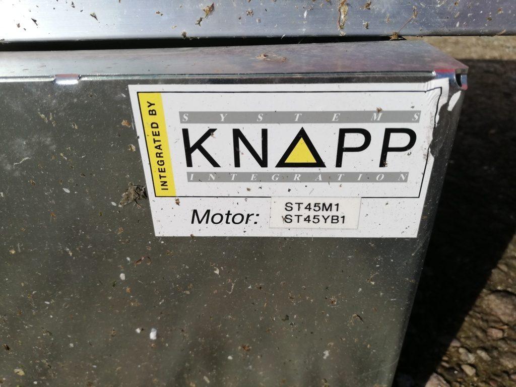 Nastro trasportatore – usato – wurth (2)