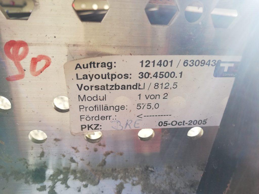 Nastro trasportatore – usato – wurth (8)
