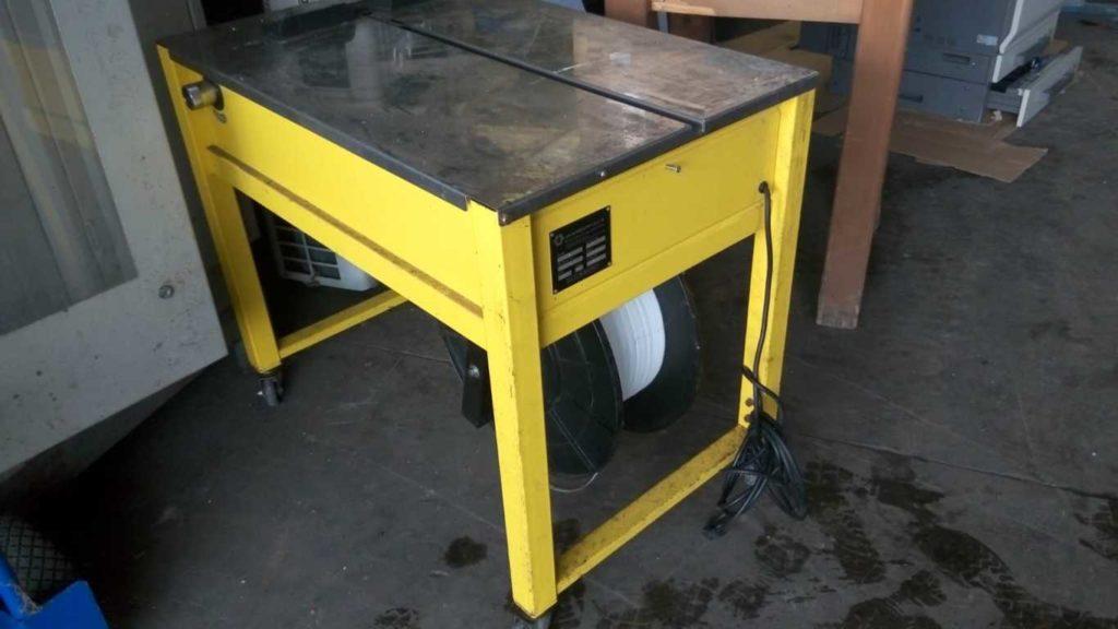 Reggiatrice usata – macchina per imballaggi (1)