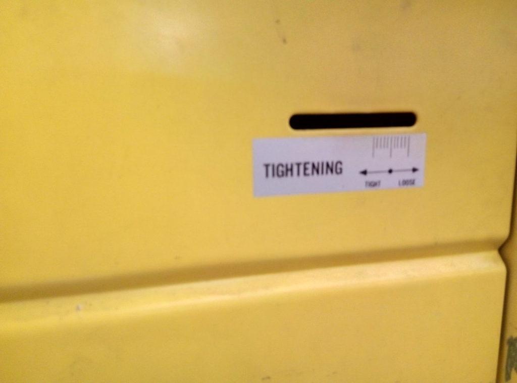 Reggiatrice usata – macchina per imballaggi (10)