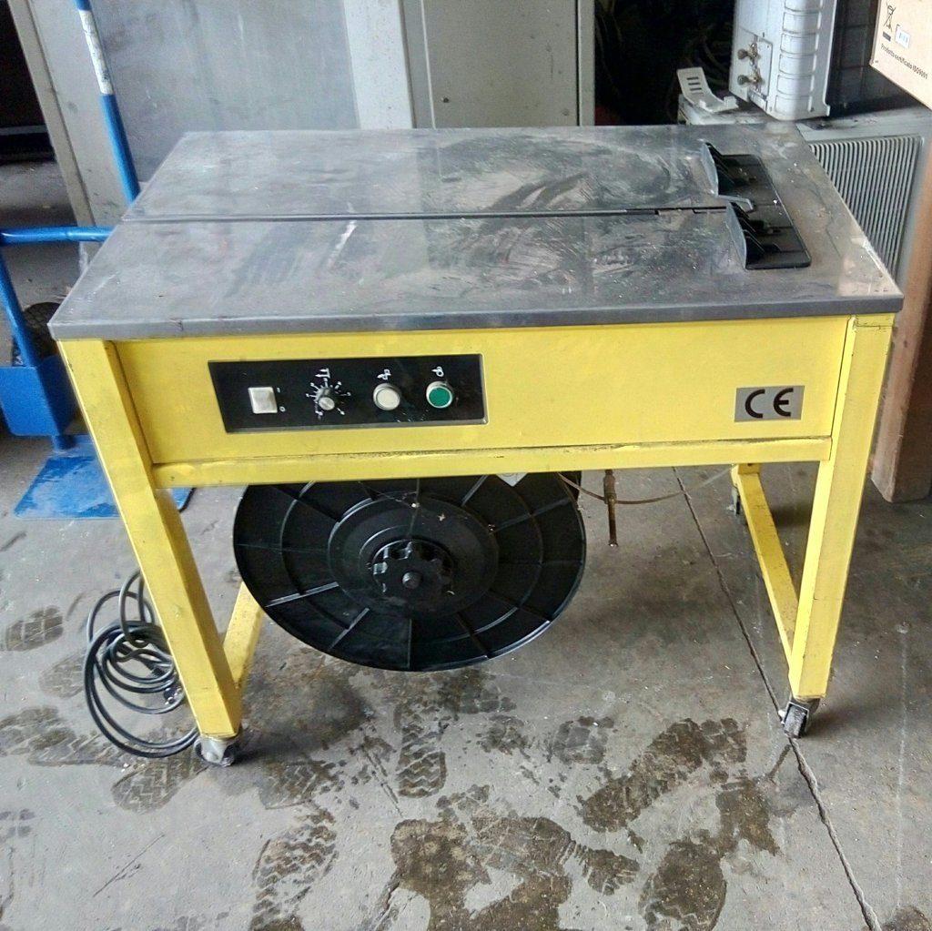 Reggiatrice usata – macchina per imballaggi (11)