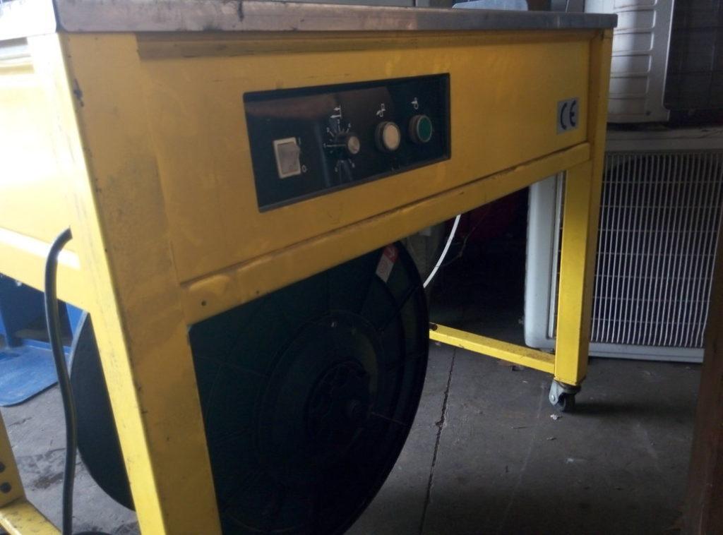 Reggiatrice usata – macchina per imballaggi (8)