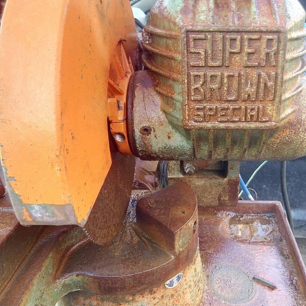 Sega circolare – Pedrazzoli – Super Brown Special (1)