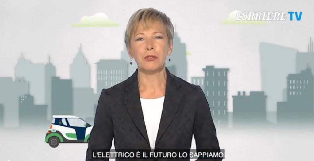 dataroom auto elettrica Milena Gabanelli