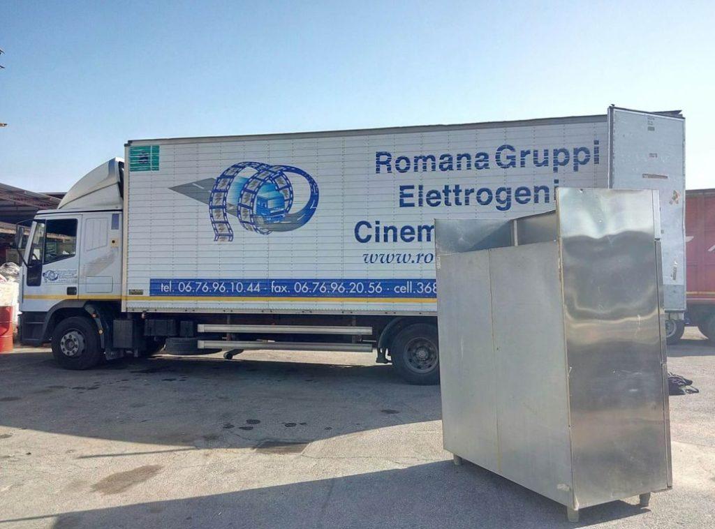 Cinema e Pomili Demolizioni Speciali Srl