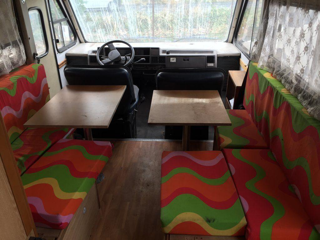 Camper Ducato 280