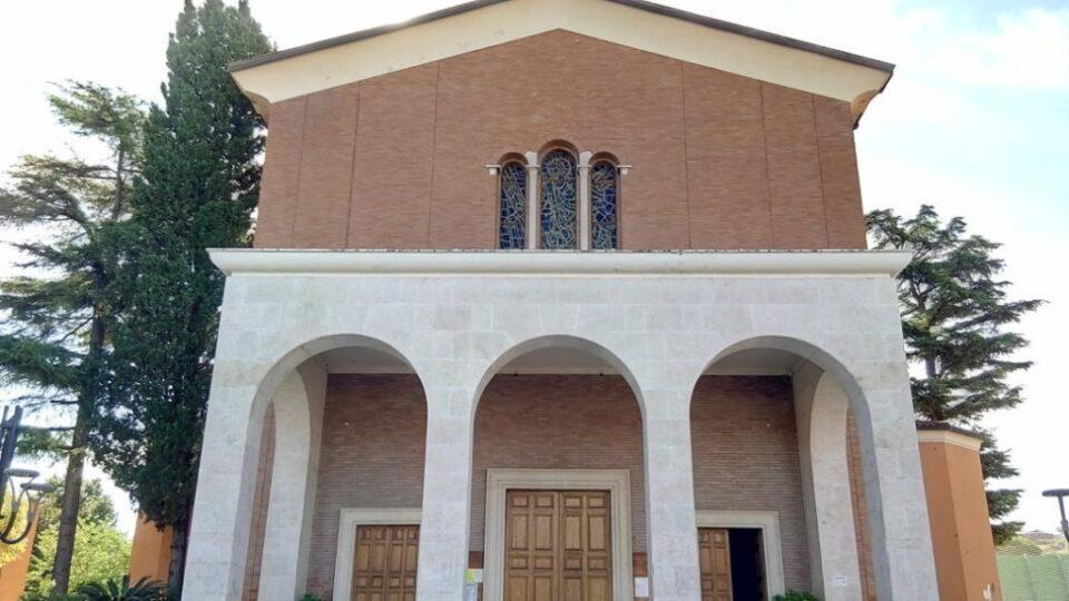 Chiesa Monterotondo Scalo RM