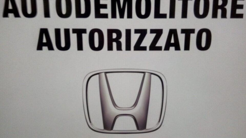 Pomili Demolizioni Speciali autorizzato (Honda)