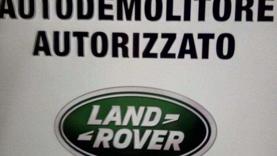 Pomili Demolizioni Speciali autorizzato (Land Rover)