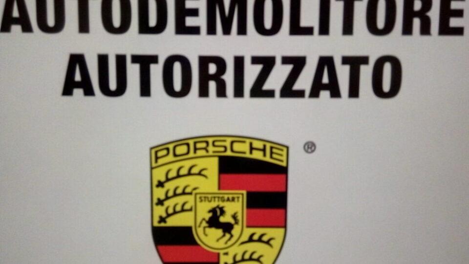 Pomili Demolizioni Speciali autorizzato (Porsche)