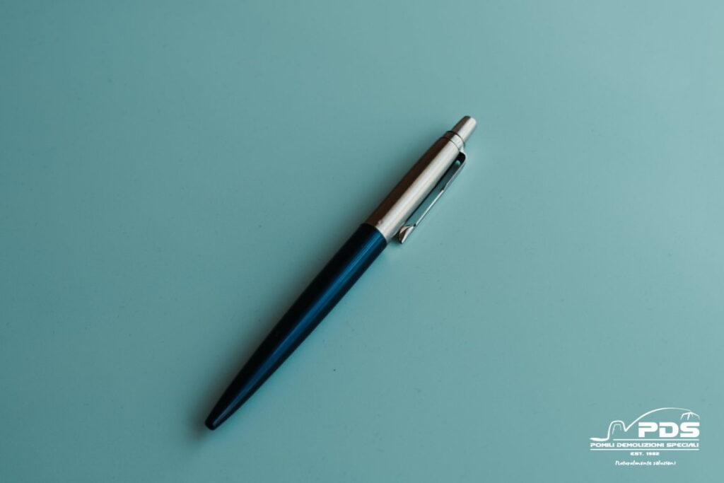 articolo scientifico – penna