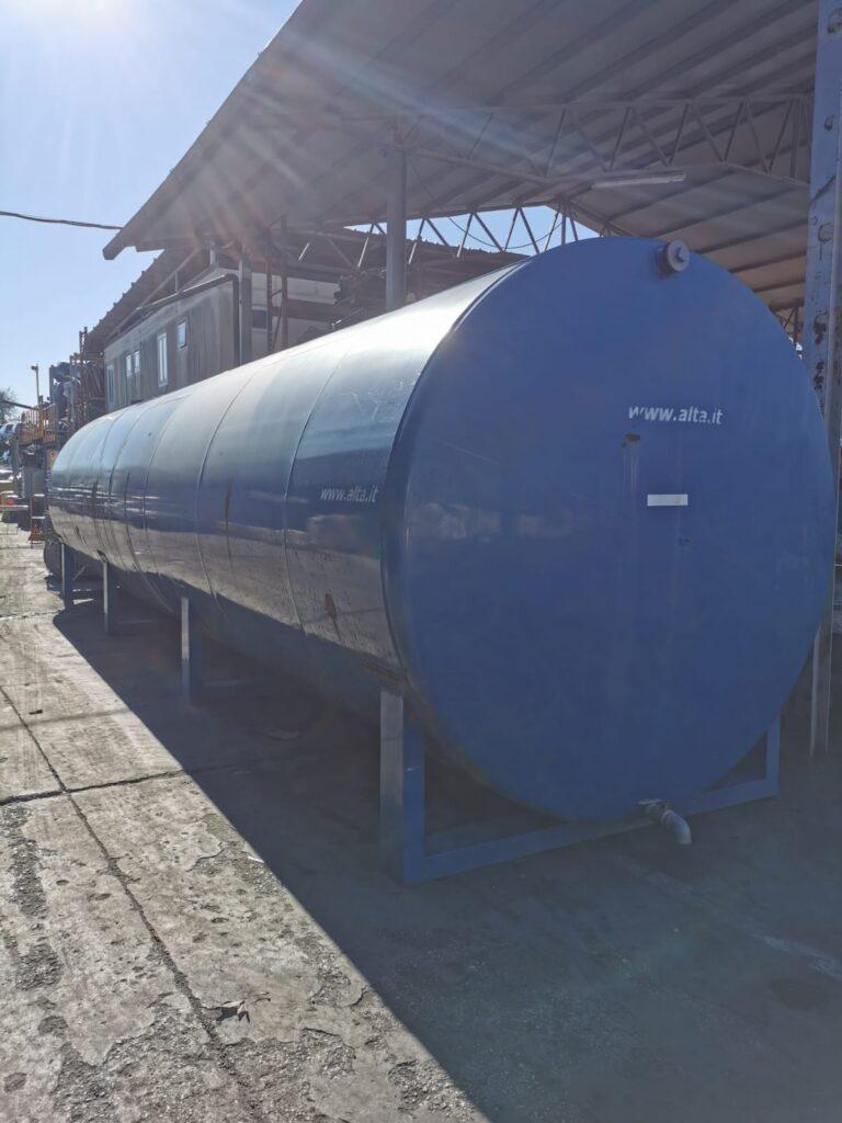 Cisterna 50mila lt