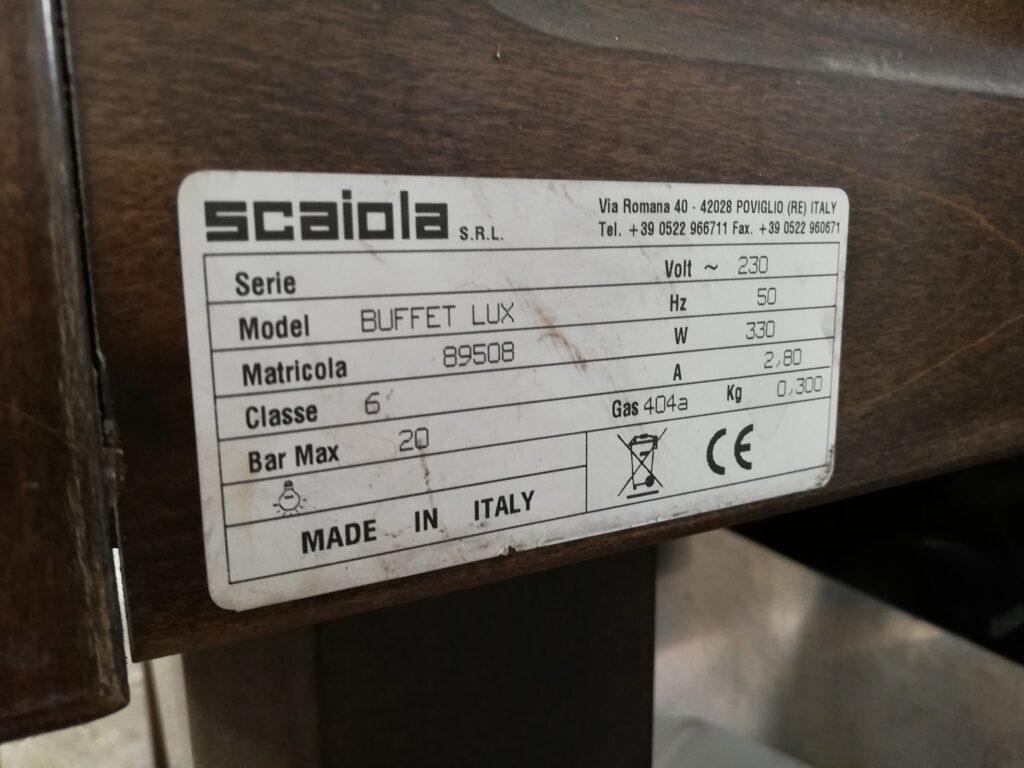 Vetrina Scaiola